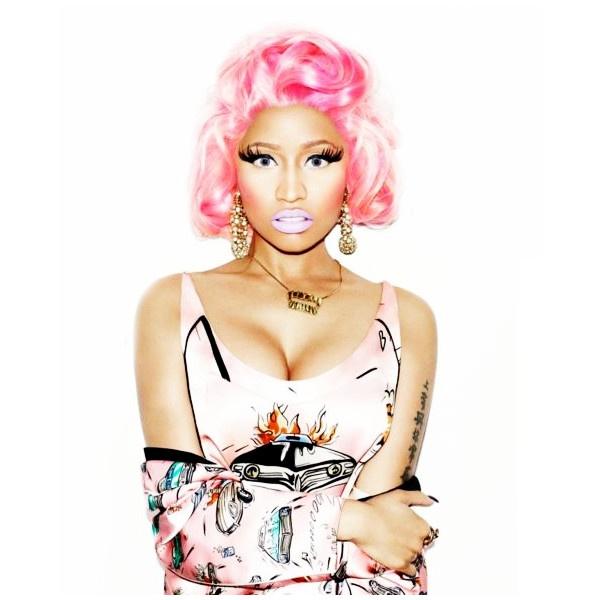 An image of Nicki Minaj ❤ liked on Polyvore