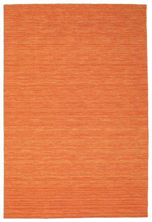 Kelim loom - oranssi-matto 200x300