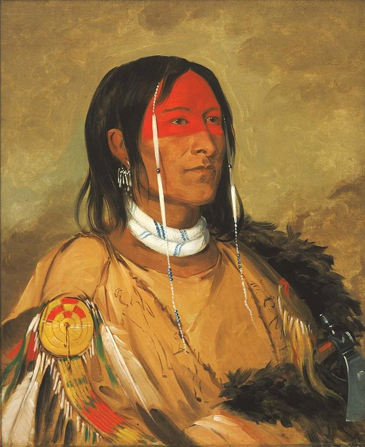 Years ago, the Ojibway, Metis, Cree, and Stoney, were devastated by 'War Thirsty' tribes. A sacred glove was made out of hide and filled with tobacco. It was also painted red with Onaman, a sacred paint used in ceremonial practices.   This 'Painted Hand' was passed to the mentioned tribes as a way to form a Sacred Alliance. They accepted and the Iron Confederacy was born.