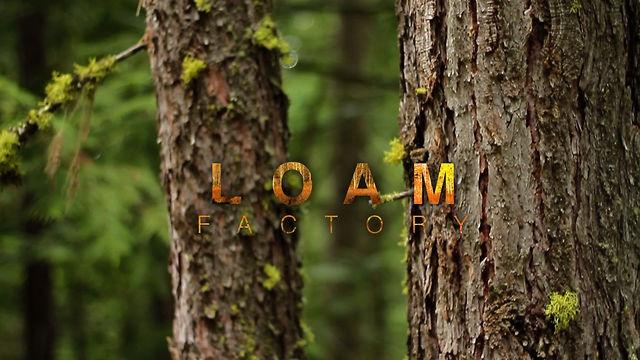Mike Hopkins in LOAM Factory... awesome mountain biking & beautiful Rossland BC