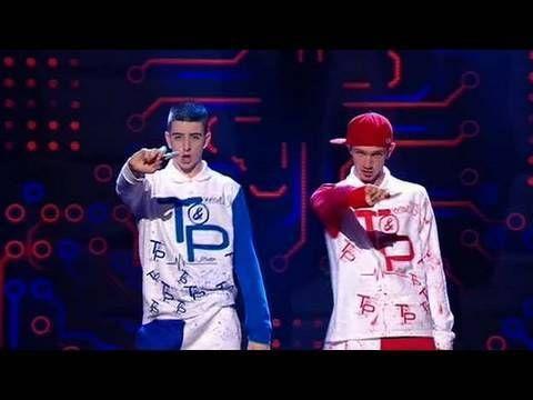 Twist and Pulse - Britains Got Talent 2010 - The Final (itv.com/talent)
