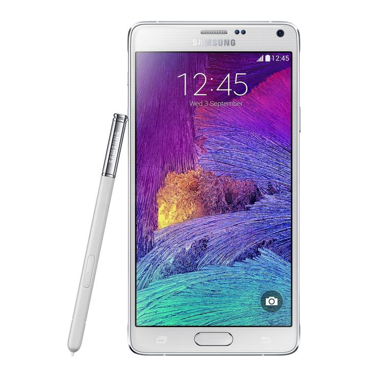 Samsung Galaxy Note 4 N910A 32GB Unlocked GSM 4G LTE Certified Refurbished Cell Phone #N910A 32GB CRB