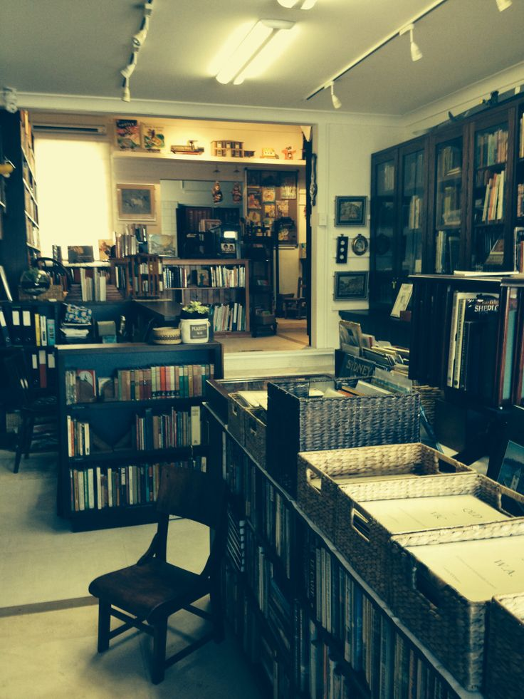 Much to interest the collector of old and vintage books.