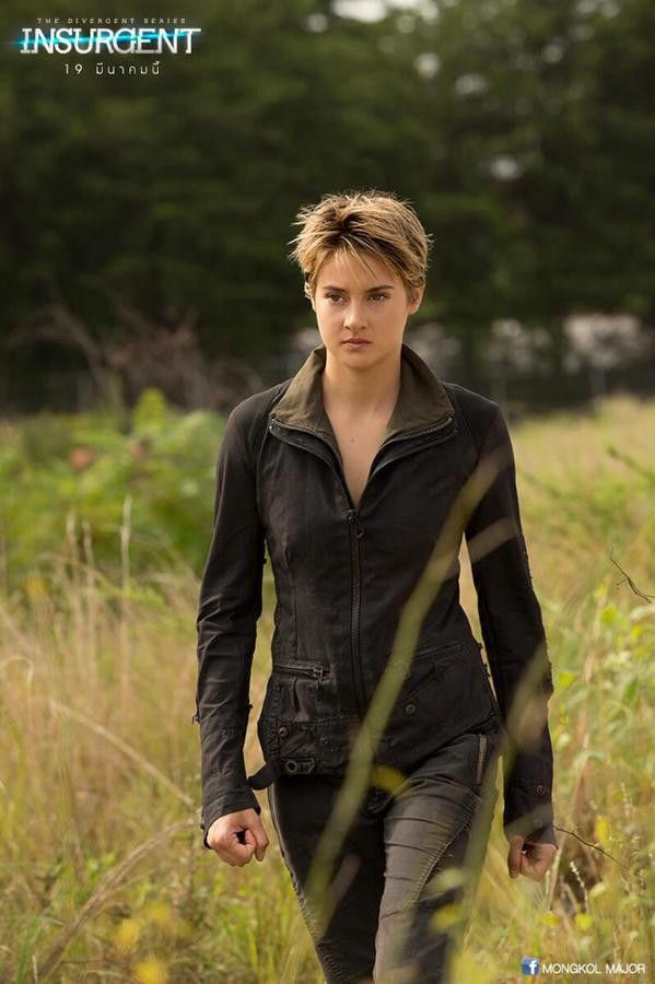 Insurgent movie stills