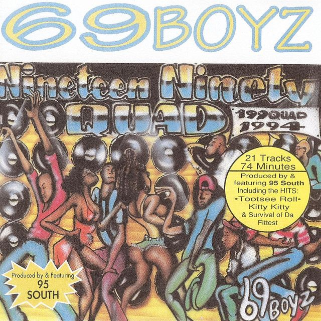 Tootsee Roll, a song by 69 Boyz on Spotify