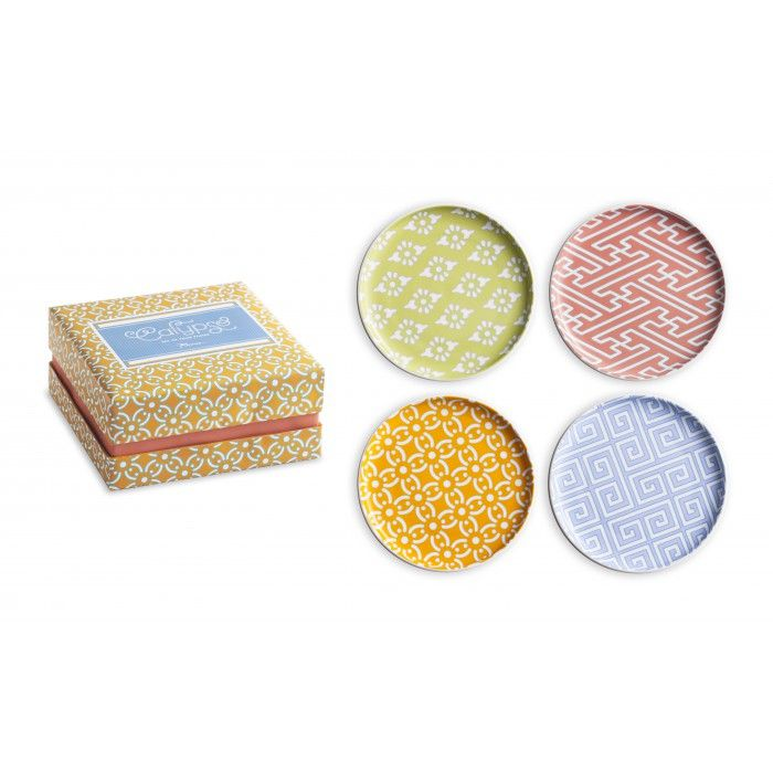 Cute French-inspired plates.  #mothersday #mothersdaygift #mothersdaypresent