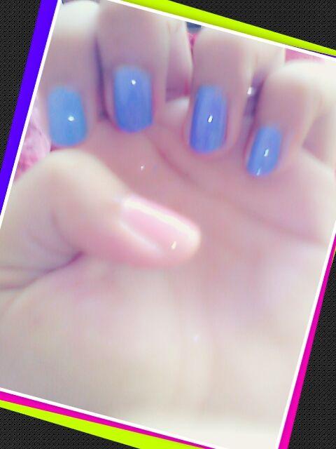 it's real...... emmmm my nail art