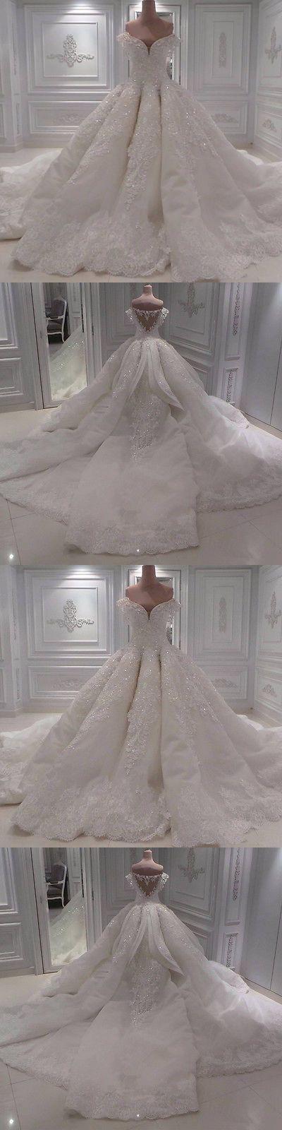 Wedding Dresses: New Luxury White Ivory Wedding Dress Bridal Gown Custom Plus Size2 4 6 8 10 12++ -> BUY IT NOW ONLY: $289.98 on eBay!