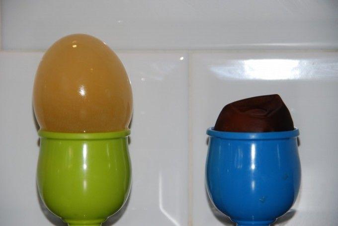 smršťování vejce