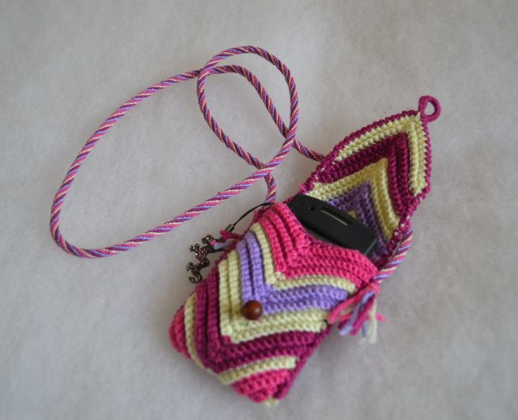 Find great deals on eBay for crochet cell phone bag. Shop with confidence. Skip to main content. eBay: Handmade Crochet Knit Mobile / Cell Phone Pouch - Festival / Club Bag