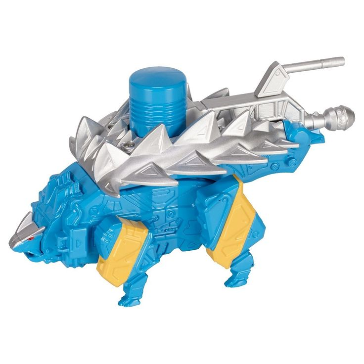 Power Rangers Dino Super Charge - Ankylo Zord with Charger