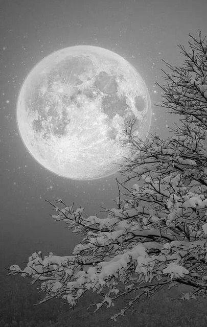 Full moon: