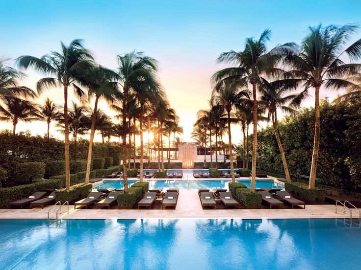 Staycation in Miami Beach: Summer is your city's off-season, so it's the perfect time to book at those hotels, restaurants, and nightclubs that had absolutely no availability between December and April. And let's not forget all the $99 treatments available at the city's top spas in August for Miami Spa Month.