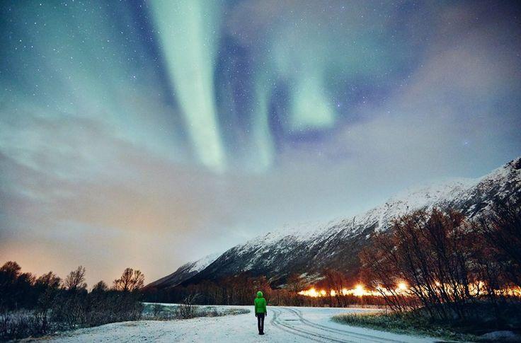 A la découverte des aurores boréales en Norvège : un voyage magique qui marque à jamais
