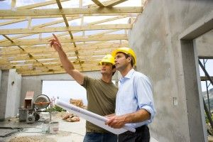 Construction plans.