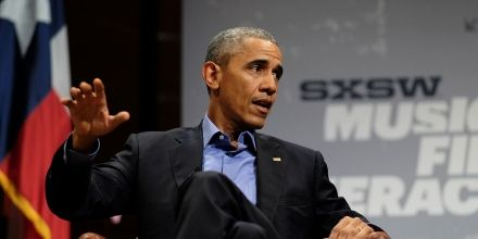 "Obama Wants Nonexistent Middle Ground on Encryption, Warns Against ""Fetishizing Our Phones"""