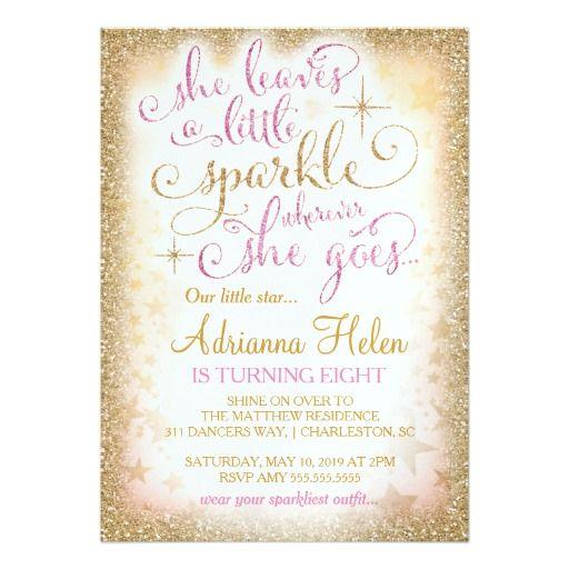 236 best Ballerina Birthday Party Invitations images on Pinterest