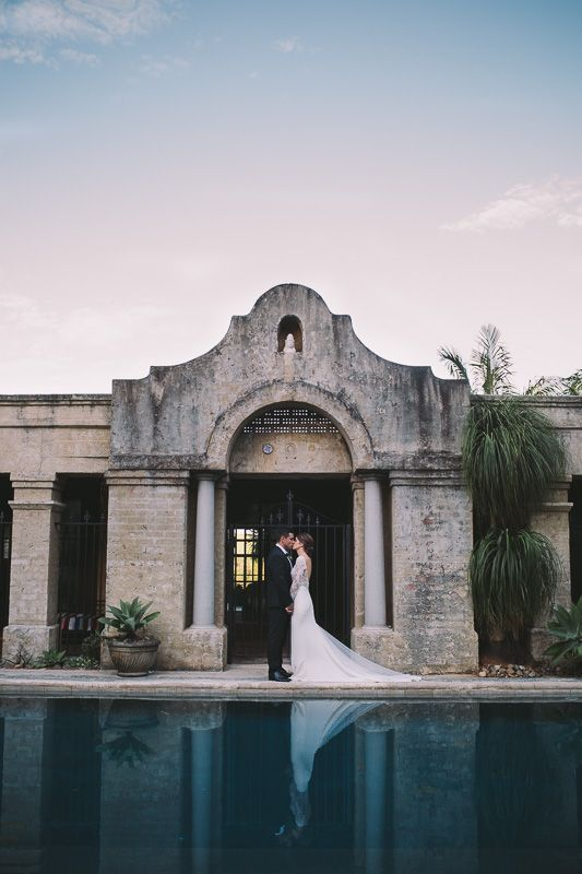 Ellectra & Sam // The Riad // Byron Bay Weddings