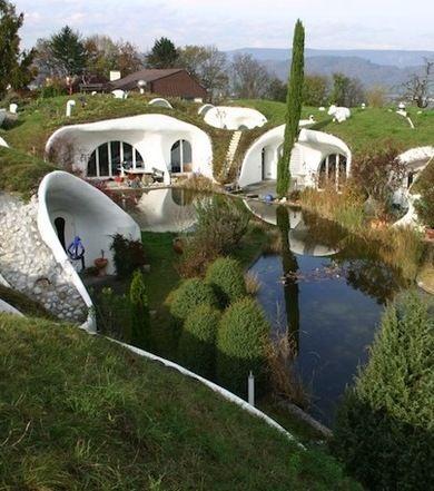 12 Hobbit Houses to Make You Consider Moving Underground