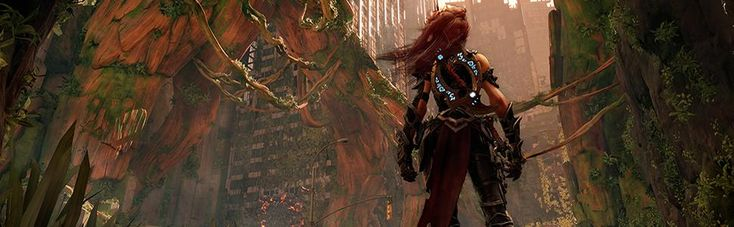 Darksiders III gameplay revealed by IGN. Trailer and complete details.