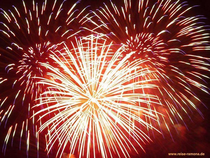 Silvester Feuerwerk Jahreswechsel