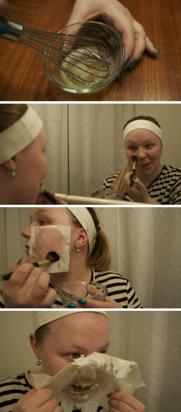 Homemade Facial Massage 18
