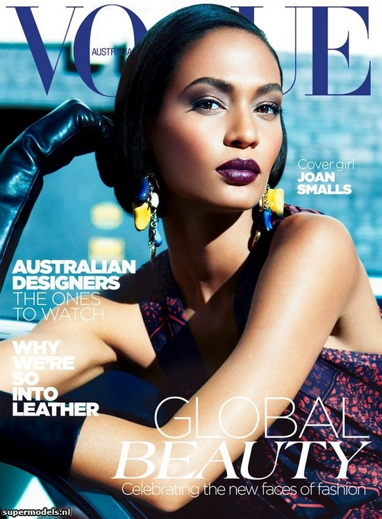 Joan Smalls: Vogue Fashion, Modern Fashion, Vogue Australia, Fashion Art, Vogue Magazines, Joan Small, Magazines Covers, Vogue Covers, Fashion Boots