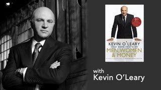Kevin O'Leary Coming to Ottawa to sign copies of his new book: The Cold Hard Truth About Men, Women and Money.