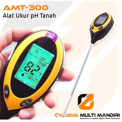Alat Ukur pH Tanah AMT-300