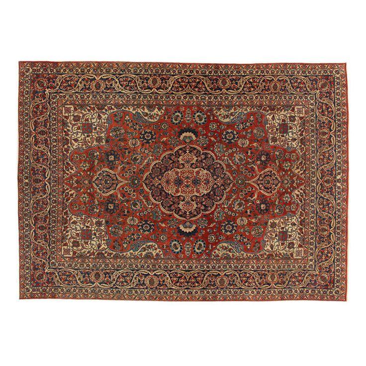 Antique Isfahan Carpet 25 026 24 Per Item Modern Persian Rug Persian Rug Antiques