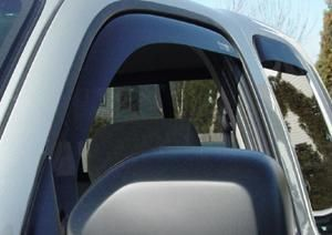 2002 Toyota Tacoma | WeatherTech Side Window Deflectors, Rain Guards, Wind Deflectors | WeatherTech.com