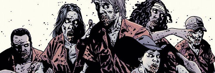 The Walking Dead [Volumes 1 and 2]