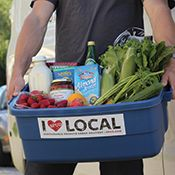 online grocery shopping. Fresh organic food delivered in Calgary.
