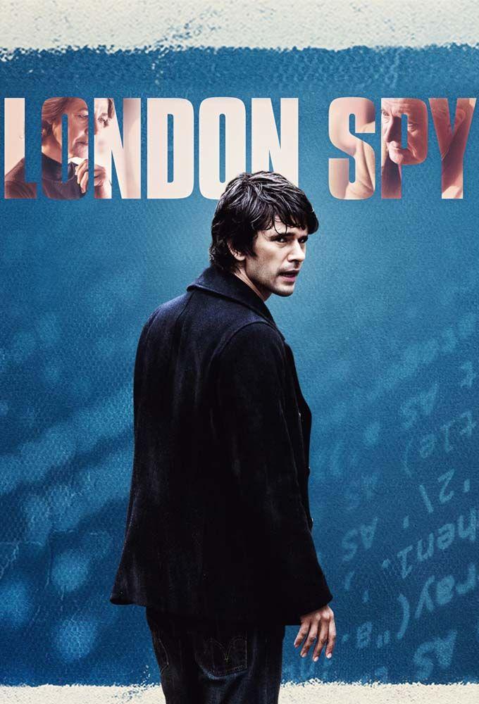 LONDON Spy ... Mini Series phenomenally good with Ben Whishaw - Jacob Verbruggen