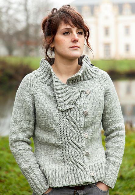 Ravelry: Lagertha pattern by Christelle Nihoul из илларии