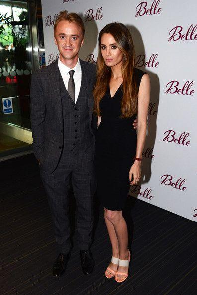 Tom Felton & Jade Olivia Gordon♥  The best couple ever♥