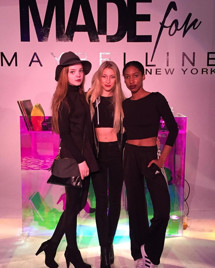 throwback to the other day when I was hanging with some model babes at the penthouse of Milk Studios. (Also cause @um_okbye is famous now.)     #milkstudios #Milk #maybelline #mnyfw #nyfw #NYC #Model #fashionweek #maybellinenewyork #newyorkfashionweek #Made #madefashionweek #modeling #models #nymodel #fashionblog #fashionblogger #penthouse #ny #style #fw16 #styleblogger #Made #maybellinelounge #madefashionweek #color #makeup #tbt #maybellinenyfw @milk @maybelline @made by oohlalaitscamie