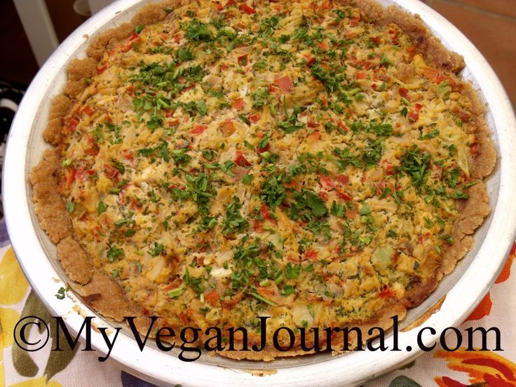 How to make Vegan Quiche, Almond Cheese AND how to get free vegan cooking classes! :)