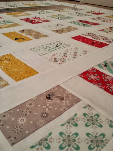 Baby Jane by Eric & Julie Comstock for Moda Fabrics.  Quilt made by Lisa.