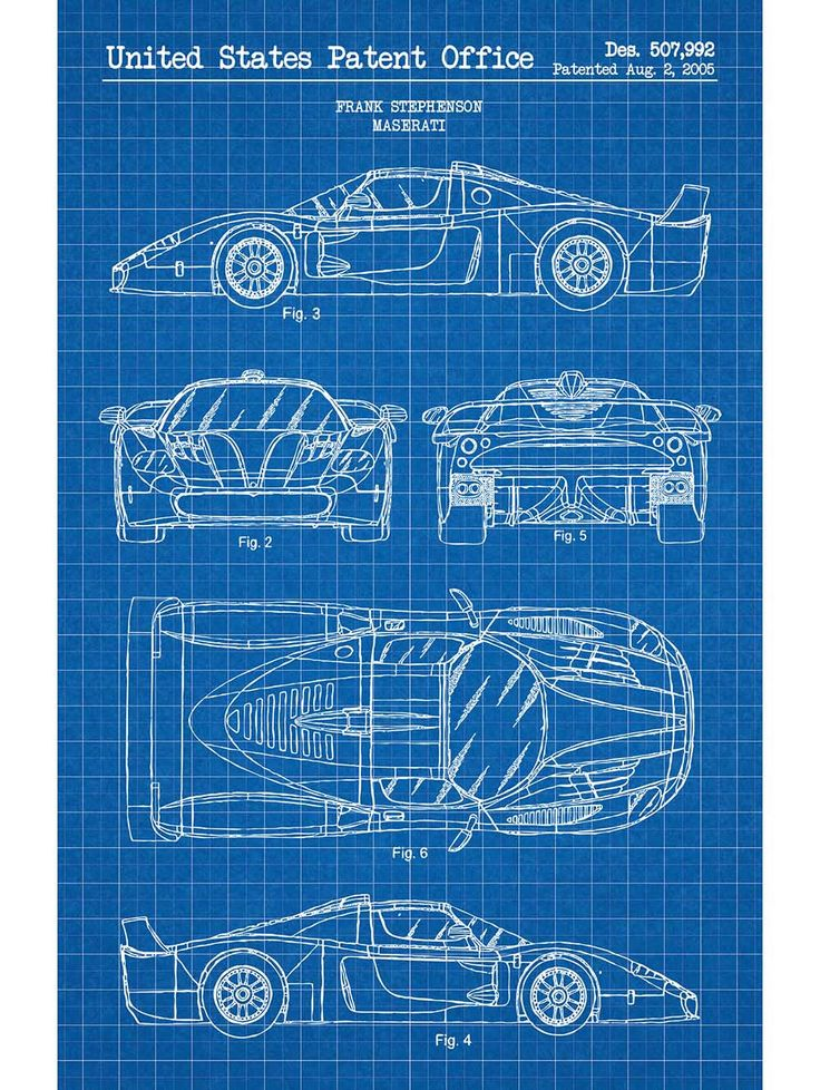 12 best blueprints on a bugatti images on pinterest bugatti autos 1 frank stephenson 2005 malvernweather Images