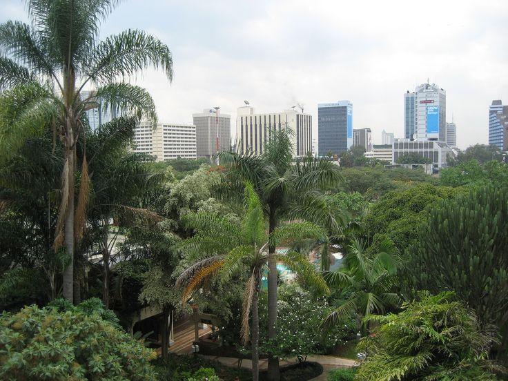 https://flic.kr/p/P9jj6 | Nairobi Skyline