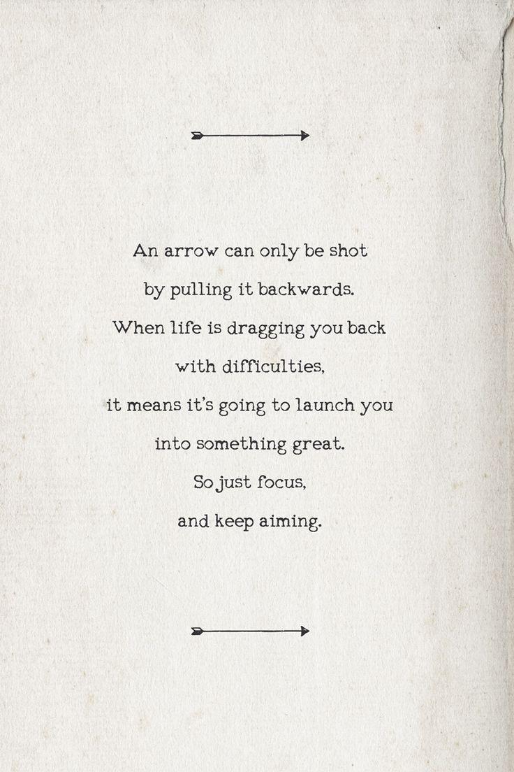 Green Arrows Motivation