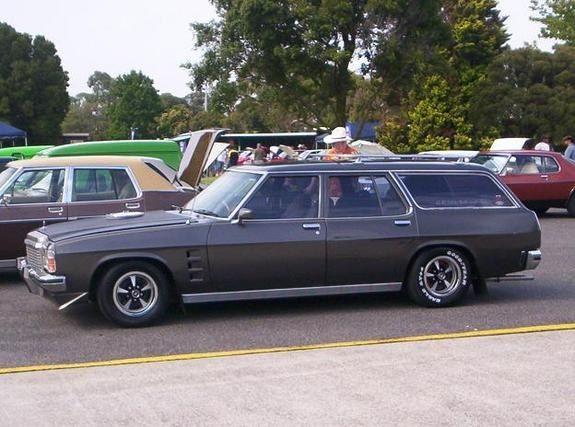 Holden Kingswood Wagon