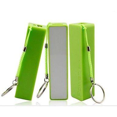 EUR € 3.69 - Draagbare 2200mAh USB 5V Output Mobile Power Bank voor iPhone 5 5S Samsung S4 S3 MP3 ..., Gratis Verzending voor alle Gadgets!