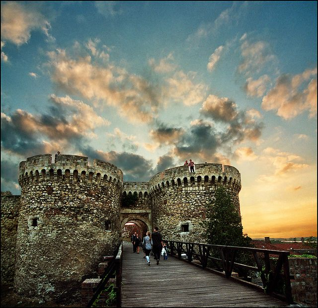 Belgrade, Serbia, Kalemegdan Fortress -- Belgrade may be a poor city, but it's absolutely beautiful and rich in culture and hospitality.