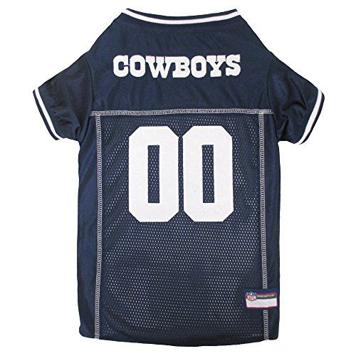 35840fd1655 ... Pet Jersey Medium Click image to review more Hunter MFG Dallas Cowboys  Dog Collar, Large Dallas Cowboys Dog Hoodie Sweater Pet Clothes Cat by  myknitt ...