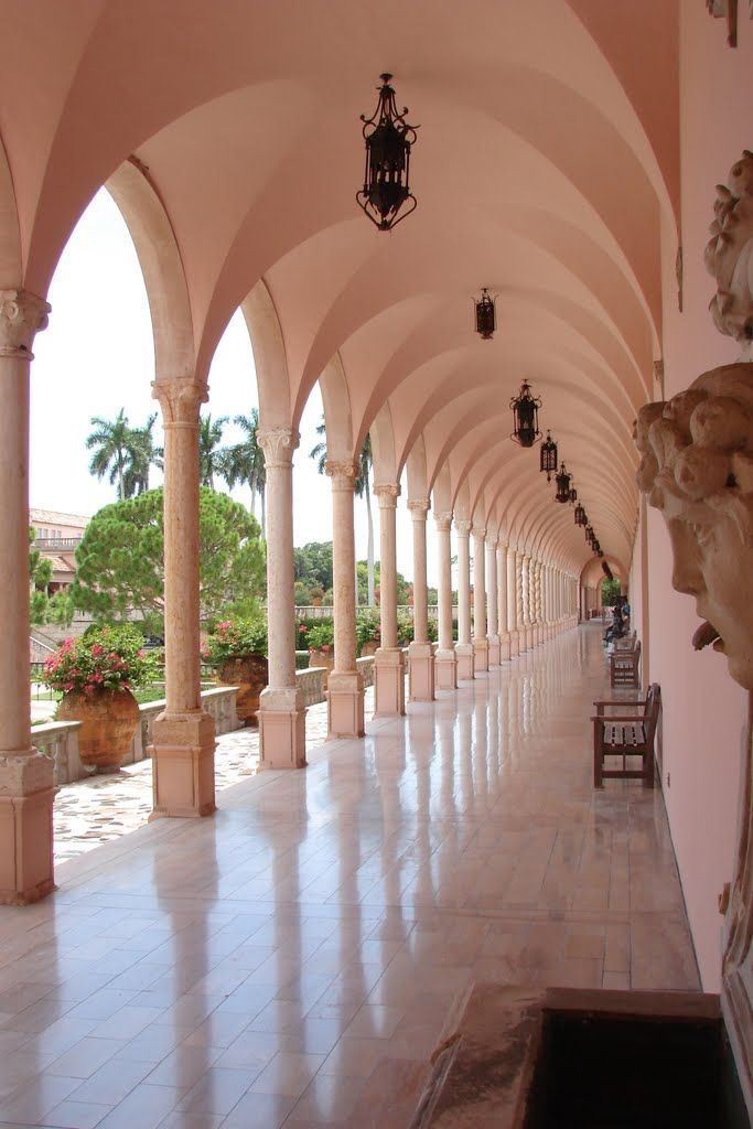 Ringling Museum of Art , Sarasota , Florida.