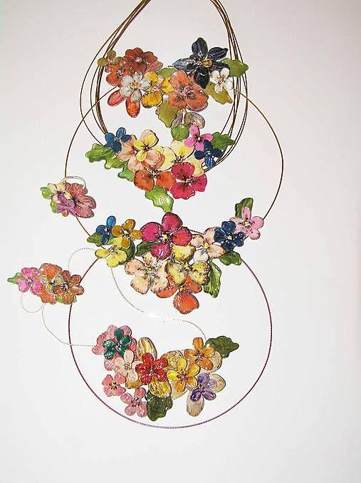 LEL-handmade / náhrdelník na želanie mix