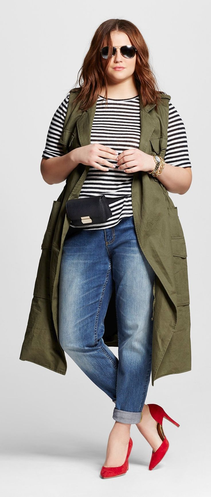 25 best ideas about plus size casual on pinterest plus size style women 39 s plus size style - Diva style fashion ...