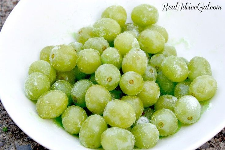 Enjoy this Sour Candy Grapes Recipe That Your Kids Will Love that is sure to become a summer favorite!